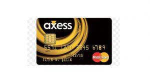 Axess Kredi Kartı