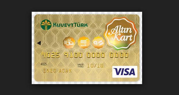 Kuveyt Türk Altın Kart