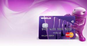 Worldcard Limit Arttırma