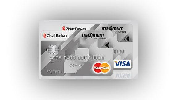 Ziraat Bankası Maximum Platin Kredi Kartı