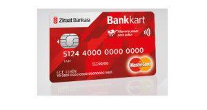 Ziraat Bankası Temassız Bankkart