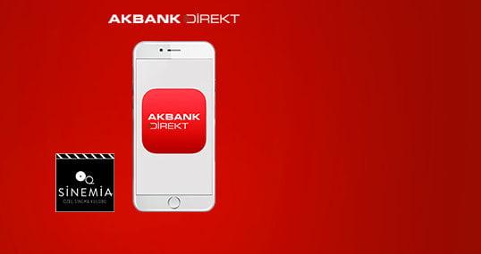 Akbank Direkt Sinemia Kampanyası