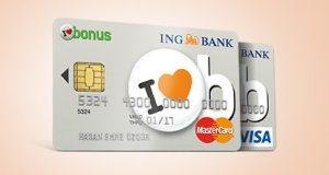 ING Bonus Card