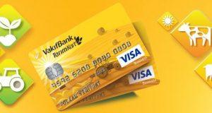 VakıfBank TarımKart Özellikleri