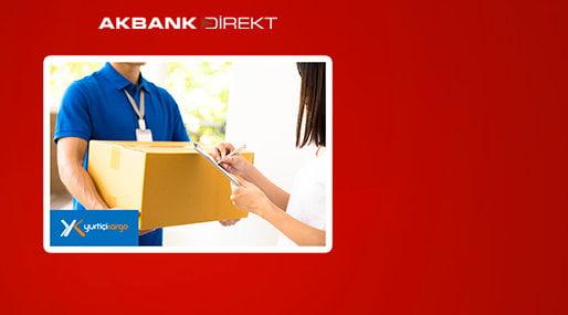 Akbank Yurtiçi Kargo Kampanyası
